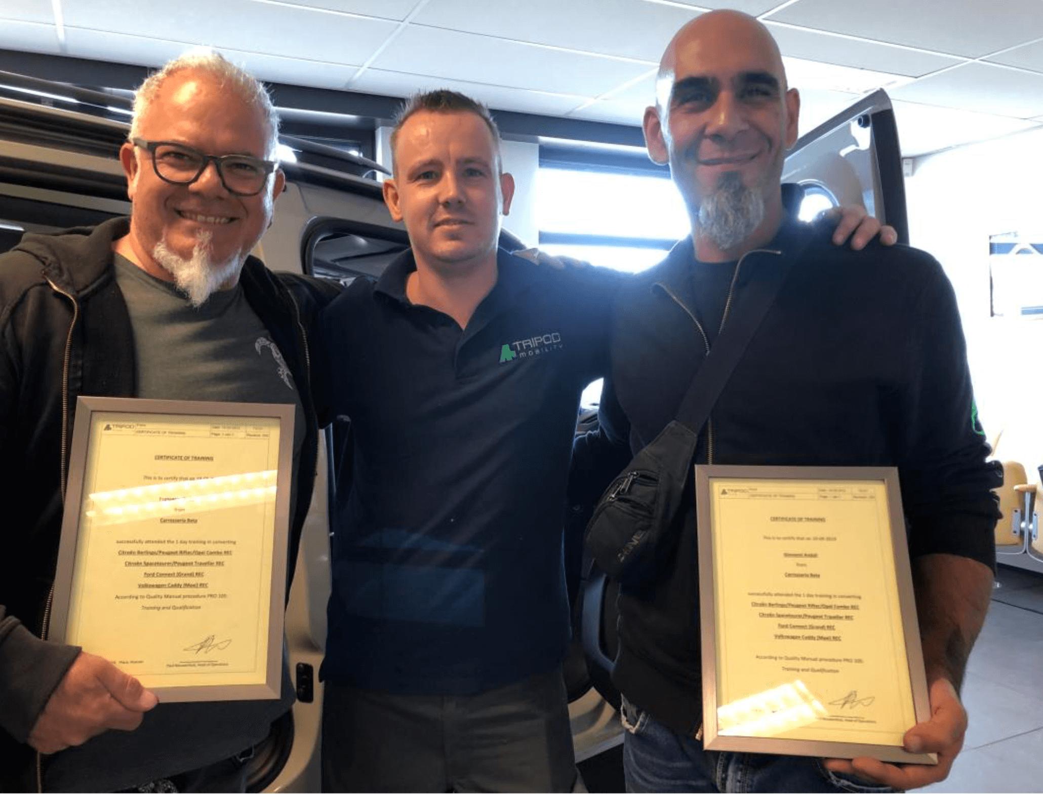 BetaMobility-Certificazione-Tripod-Ticino